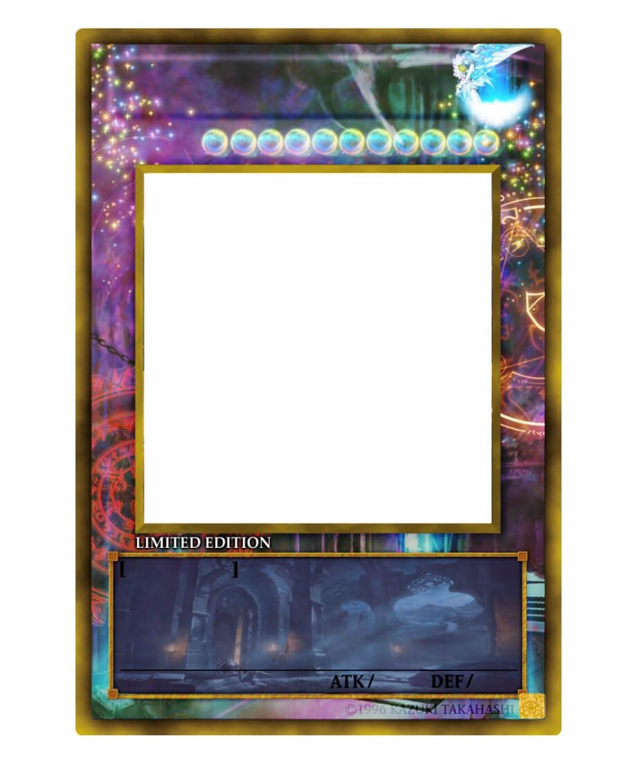 Yugioh Card Png - Yu Gi Oh Card Templates {#158219} - Pngtube Throughout Yugioh Card Template